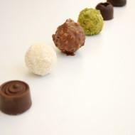 Cioccolatino Rocher fatto in casa