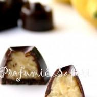 Cioccolatino al lemon curd
