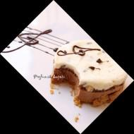 Semifreddo cioccolato e stracciatella