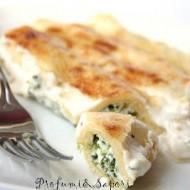 Cannelloni home made ricotta e spinaci