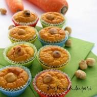 Mini muffin alla senape e nocciole