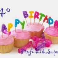 Happy Birthday Profumi&Sapori … che Giveaway sia!