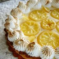 Crostata al limone con crema pasticcera extra e limone confit di Felder