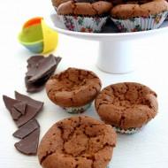 Riciclare il cioccolato delle uova: Tortine-soufflè al cioccolato al latte