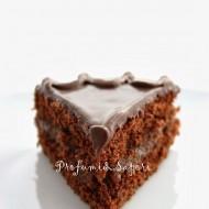 Torta Sacher (my way) senza glutine e senza burro