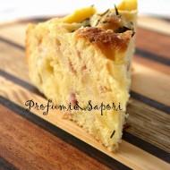 Torta soffice di grano duro con speck e patate di Luca Montersino