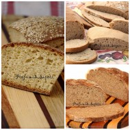 Pane con farina Tumminia e lievito madre