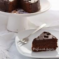 Torta Sacher di Luca Montersino (versione gluten free)