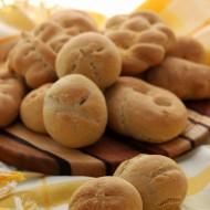 Pane con farina perciasacchi
