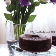 Fluffosa (Chiffon Cake) al cacao