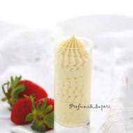 Mousse al cioccolato bianco (metodo ganache)