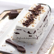 Semifreddo alla vaniglia e cioccolato (tipo viennetta)