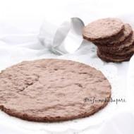 Marquise (biscotto morbido al cacao senza farina)