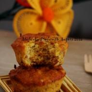 Muffin alla zucca con speck e rosmarino