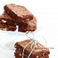 Ricetta per riciclare il cioccolato – Brownies alle noci