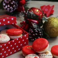 Regali di Natale home made – Macaron all'arancia