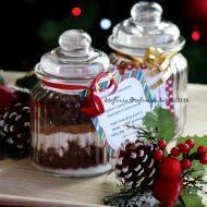 Regali di Natale home made – Preparato per cioccolata calda
