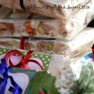 Regali di Natale home made – Torrone tuttifrutti