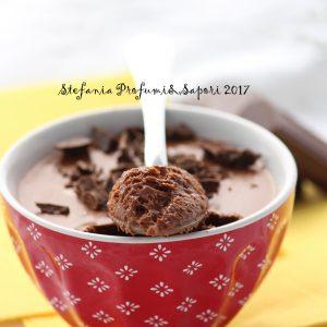Mousse al cioccolato di Maurizio Santin