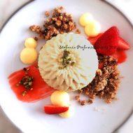 Infinimente vanille di Pierre Hermé (versione monoporzione)